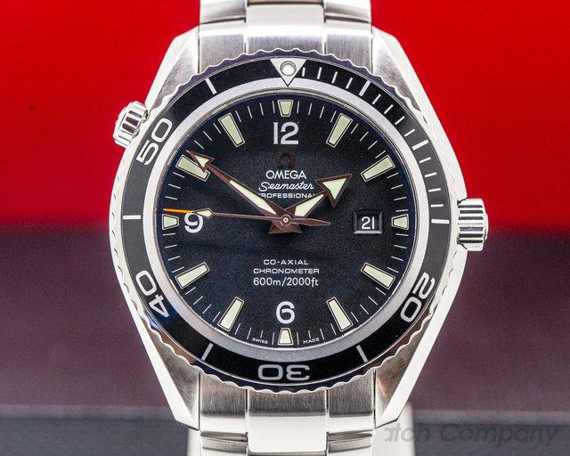 Omega 2200.50.00 Seamaster Planet Ocean SS / SS 45.5MM