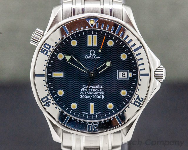 Omega 2532.80.00 Seamaster Professional Blue Dial SS