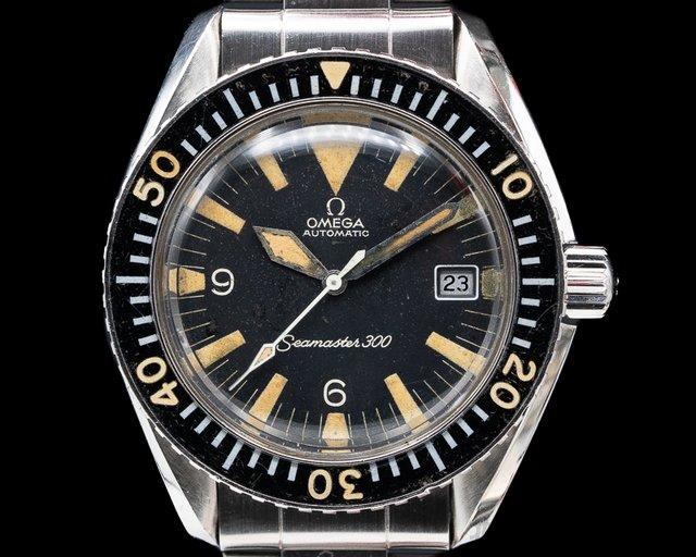 Omega 166.024 Vintage Seamaster 300 SS / SS