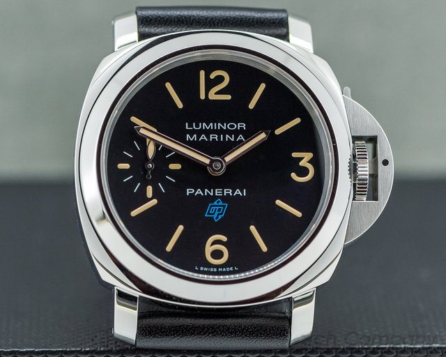 Panerai PAM00631 Luminor Marina SS Manual Wind 44MM