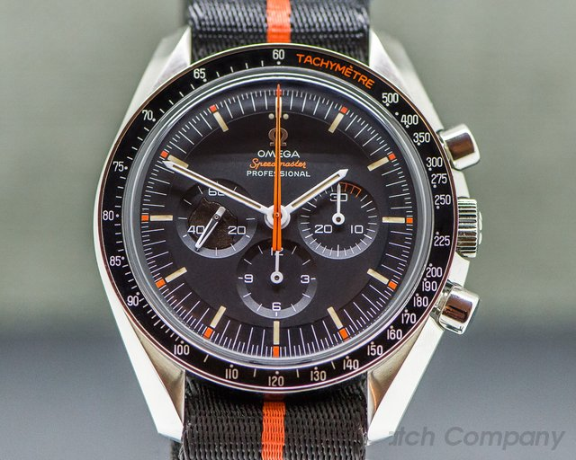 "Omega 311.12.42.30.01.001 Speedmaster ""Speedy Tuesday"" 2 ULTRAMAN Limited Edition UNWORN"