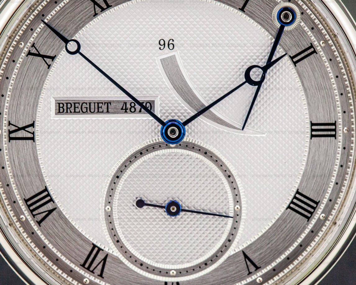 Breguet 5277bb/12/9v6 Breguet Classique 5277 Manual Wind 18K White Gold
