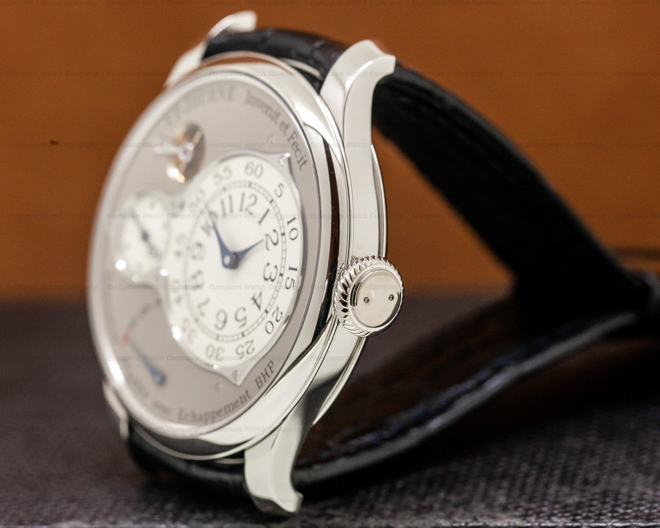 F. P. Journe Optimuim Platinum 42 Chronometre Optimum Platinum / Silver Dial 42MM