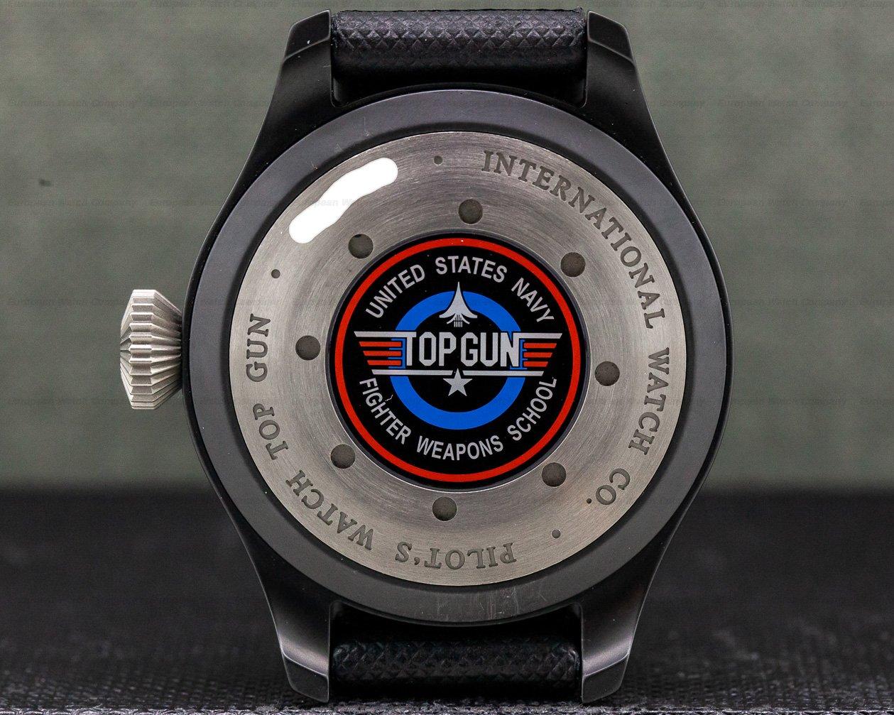 IWC IW502902 Top Gun Big Pilot Perpetual Calendar Ceramic