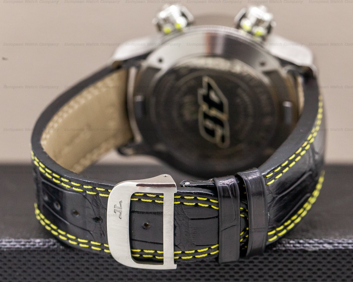 Jaeger LeCoultre Q177T47V Rossi Master Compressor Extreme W-Alarm Limited Edition
