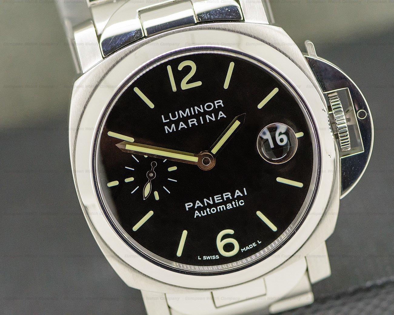 Panerai PAM00299 Luminor Marina Automatic SS / SS 40MM
