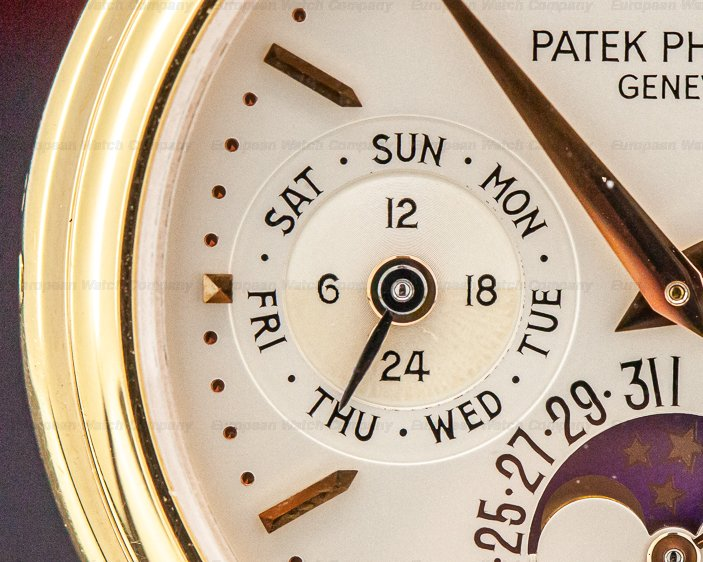 Patek Philippe 3940R Perpetual Calendar Rose Gold / Deployant FULL SET