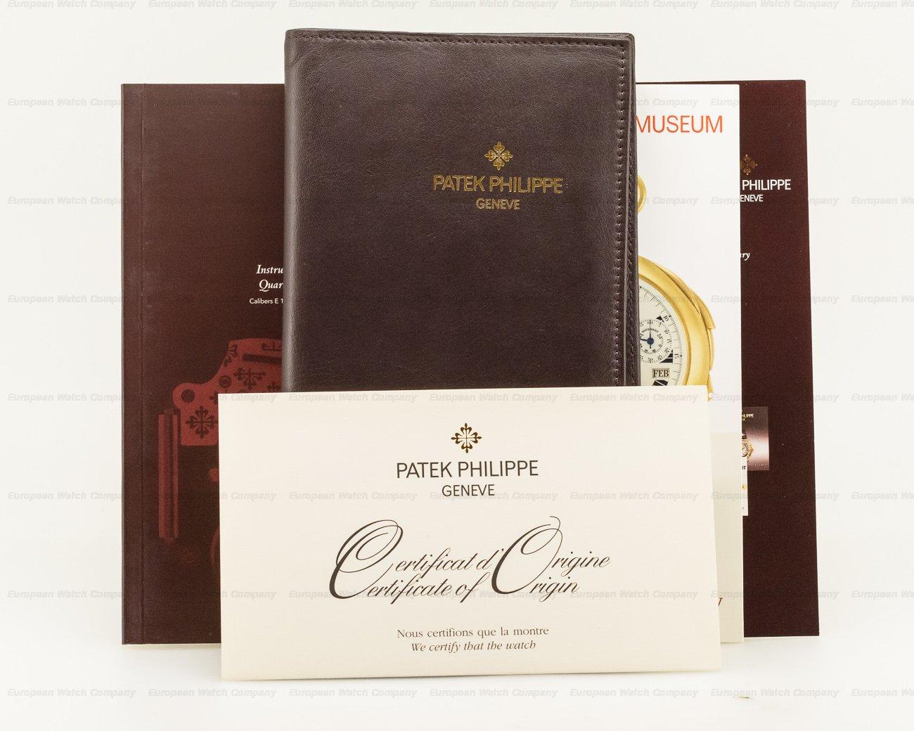Patek Philippe 4910/10A-010 Twenty 4 Grey Dial SS / SS
