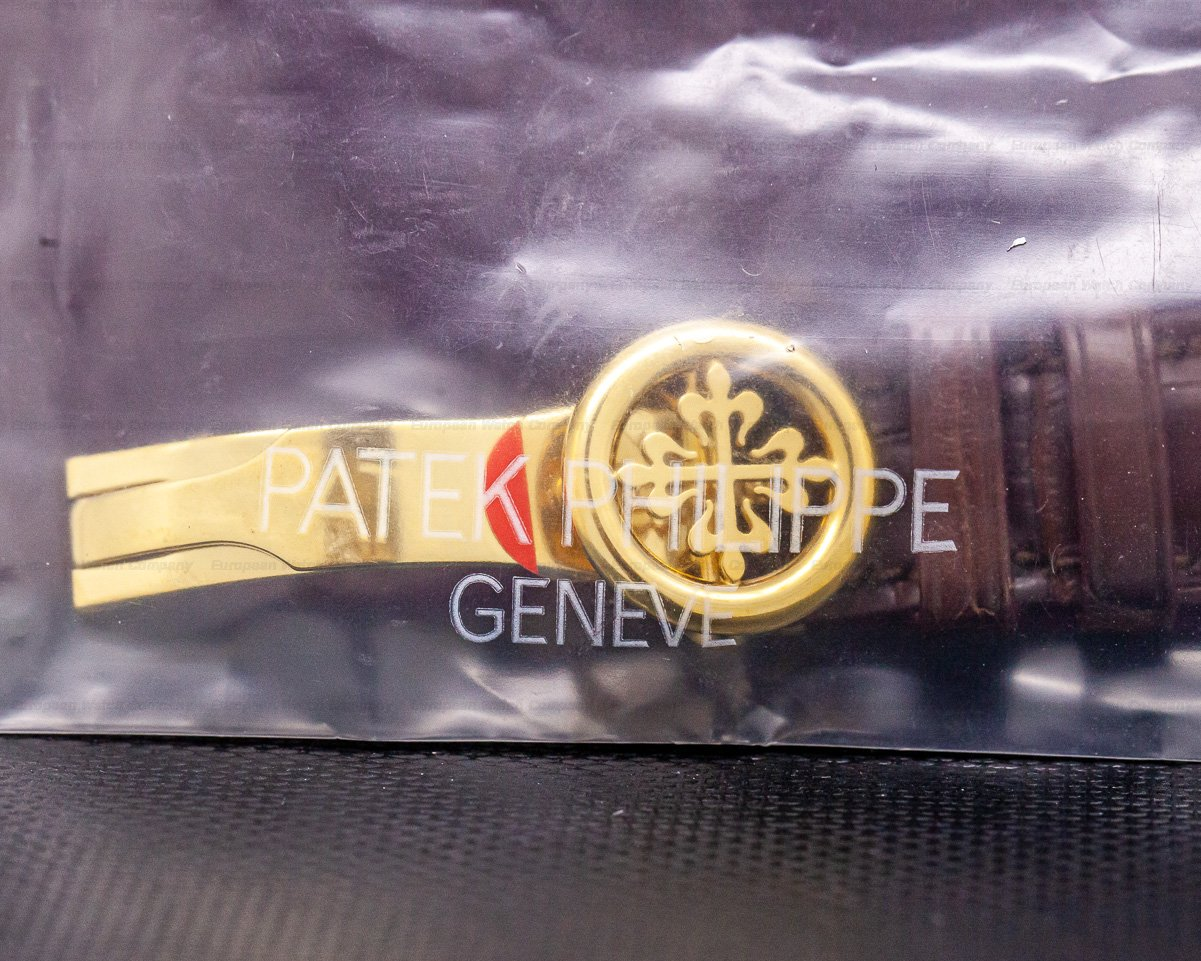 Patek Philippe 5170J-001 Chronograph 18K Yellow Gold Pulsation Dial SEALED UNWORN
