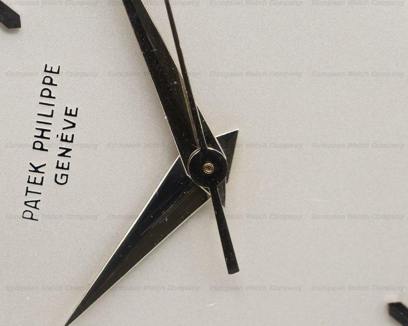Patek Philippe 570 G Calatrava Manual Wind 18K White Gold SHARP