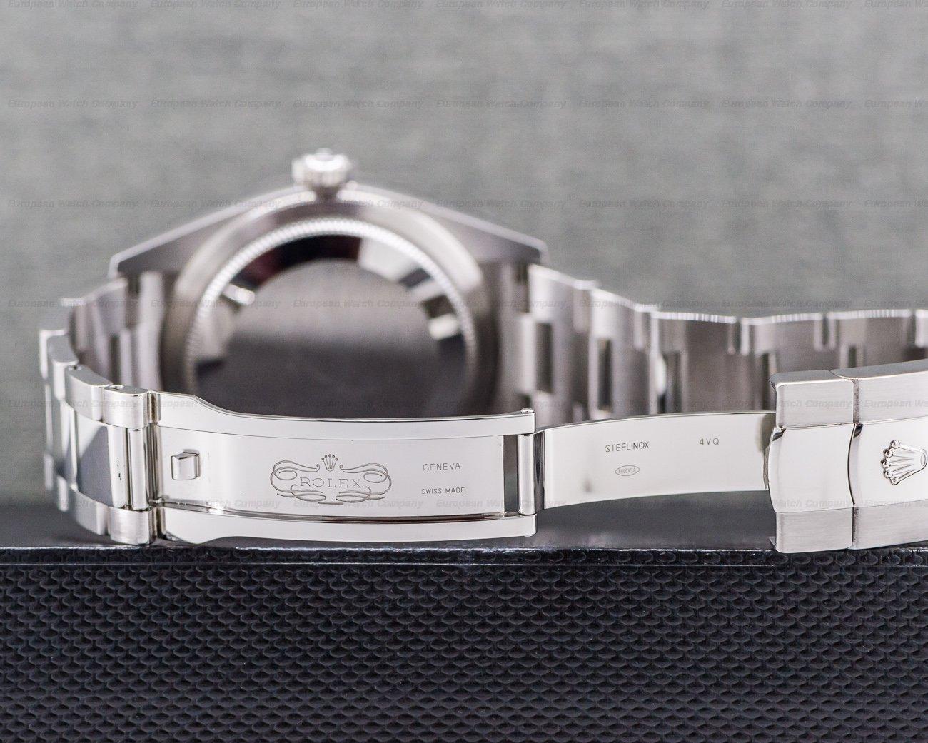 Rolex 326934 Sky Dweller Steel Blue SS / SS