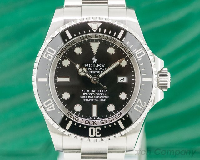 Rolex 126660 Sea Dweller Deep Sea 2019