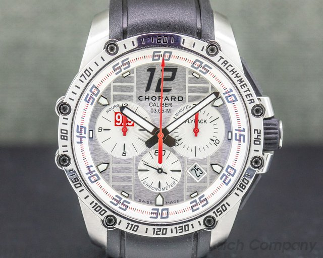 Chopard 168535-3002 Classique Superfast Chrono Porsche 919 Edition Limited
