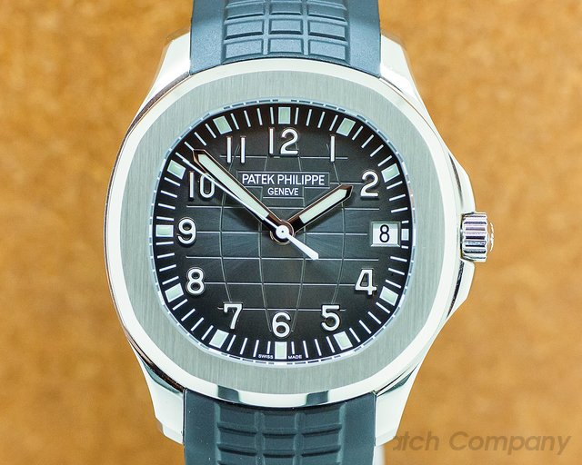 Patek Philippe 5167A-001 Aquanaut SS / Rubber 2018 FULL SET