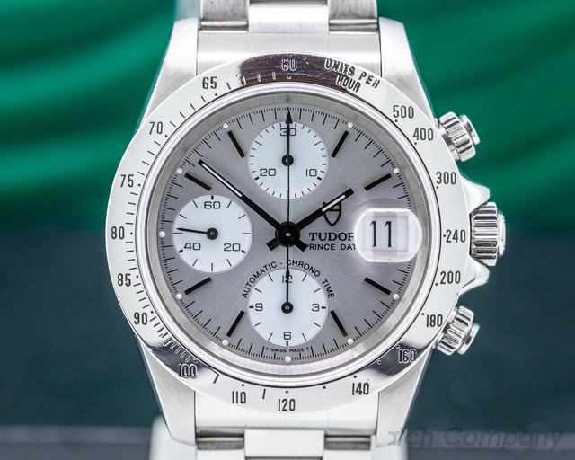 Tudor 79280 Tudor Chronograph SS / SS COMPLETE Early Model