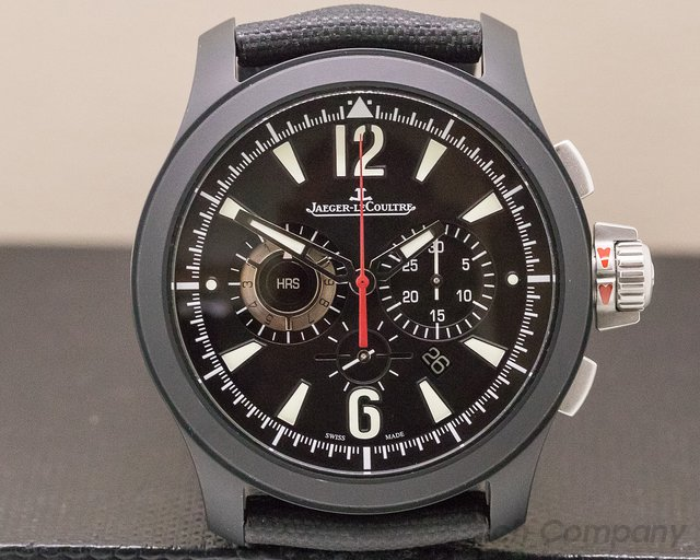 Jaeger LeCoultre Q204C470 Master Compressor II Chronograph Ceramic Limited