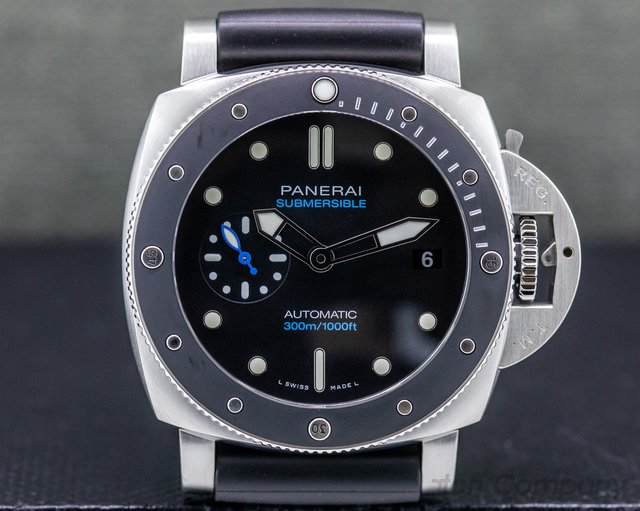 Panerai PAM00683 Luminor Submersible Stainless Steel 42MM