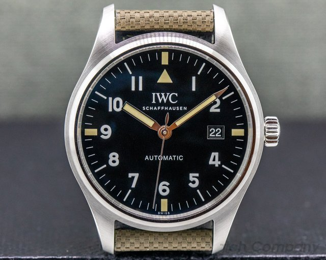"IWC IW327007 Pilot's Watch ""Tribute to Mark XI"" SS"