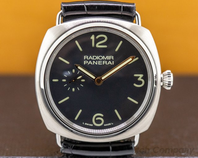 Panerai PAM00338 Radiomir Titanium Manual Wind 42MM