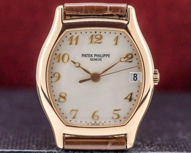 Patek Philippe 5030R-001 Gondolo Tonneau 18K Rose Gold / Breguet Numerals
