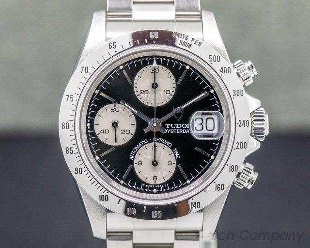Tudor 79280 Tudor Chronograph Panda SS FULL SET