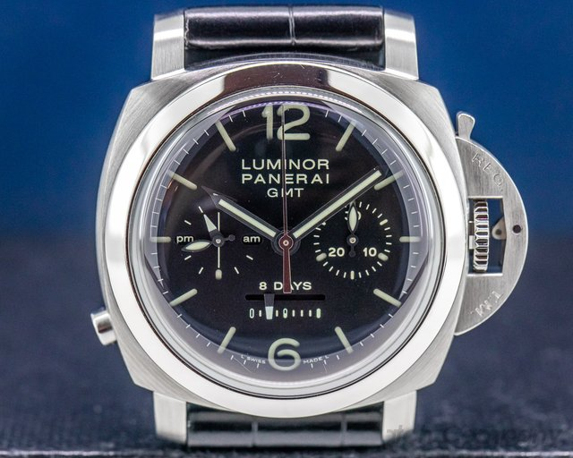 Panerai PAM00275 Luminor 1950 Chrono Monopulsante 8 Days GMT