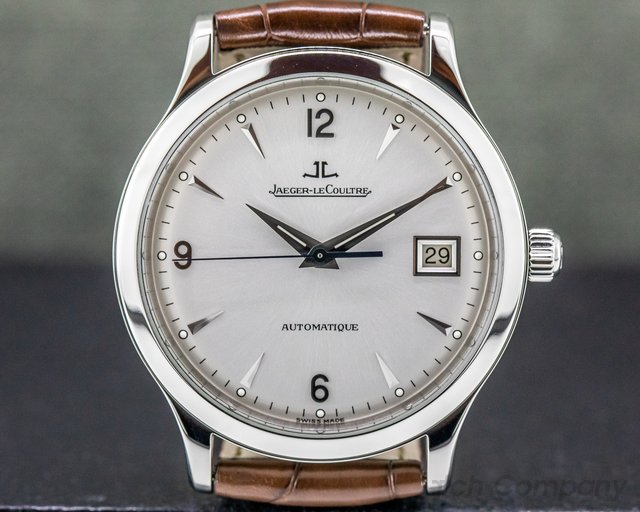 Jaeger LeCoultre 140.8.89 Master Control Automatic SS / Deployment
