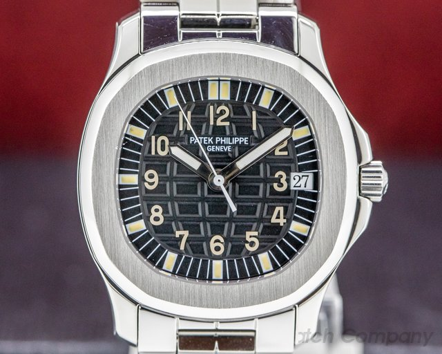 Patek Philippe 5060A-001 Aquanaut Automatic 5060A / Bracelet FULL SET