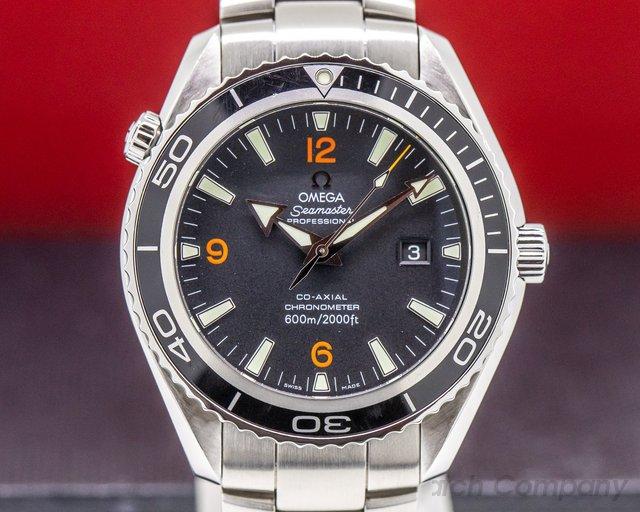 Omega 2200.51.00 Seamaster Planet Ocean SS / SS 45.5MM