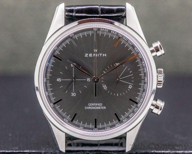 Zenith 03.2151.4069/91.C714 El Primero Classic Chronograph Limited for HODINKEE