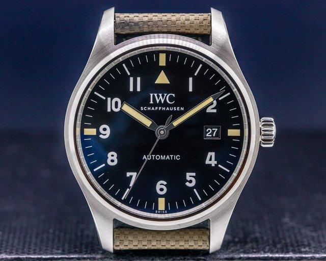 """IWC IW327007 Pilot's Watch """"Tribute to Mark XI"""" SS"""