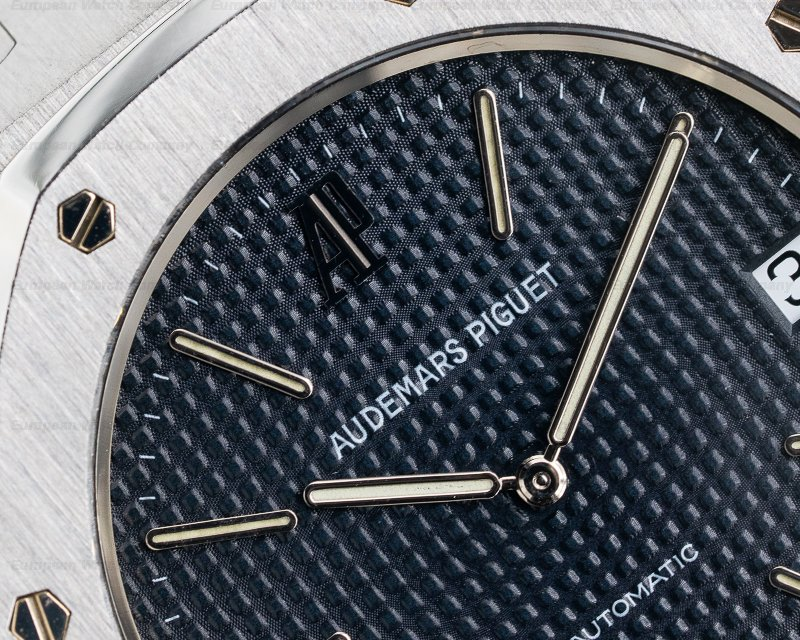 Audemars Piguet 14802ST Royal Oak Jubilee 14802 FULL SET RARE