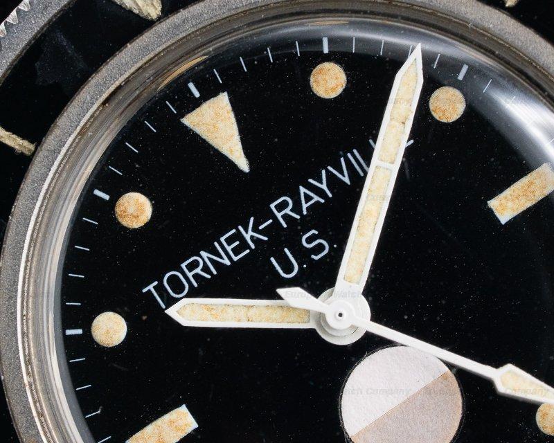 Blancpain TR 900 Tornek Rayville Tornek Rayville TR900 Blancpain US MILITARY