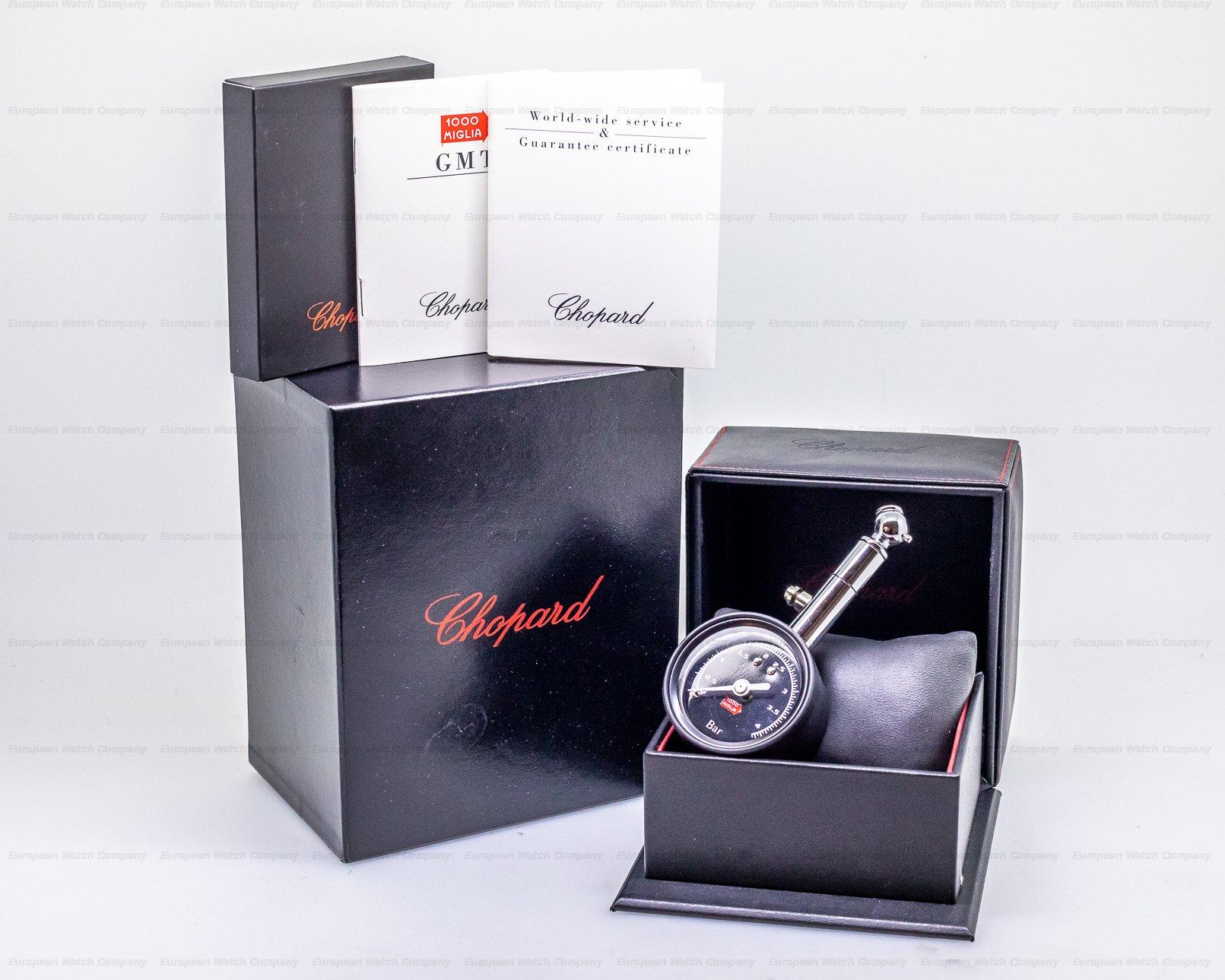 Chopard 8954 Limited Edition 2004 Mille Miglia Chrono GMT