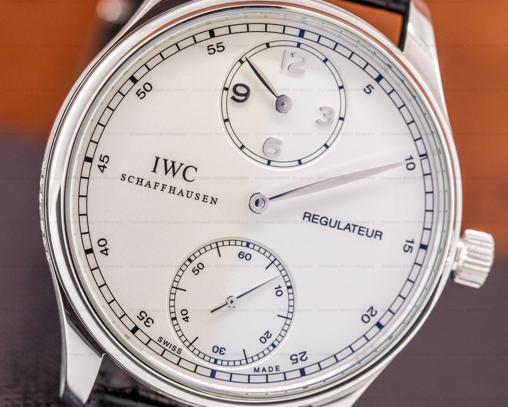 IWC IW544403 Portuguese Regulator Limited Edition Platinum
