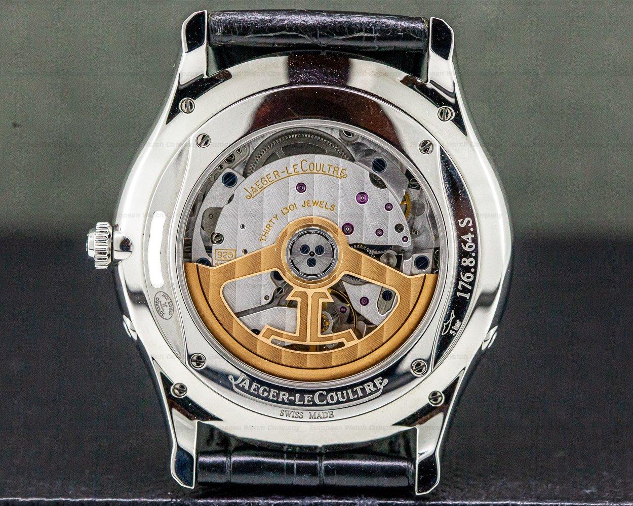 Jaeger LeCoultre Q1368420 Master Ultra Thin Moon SS UNWORN