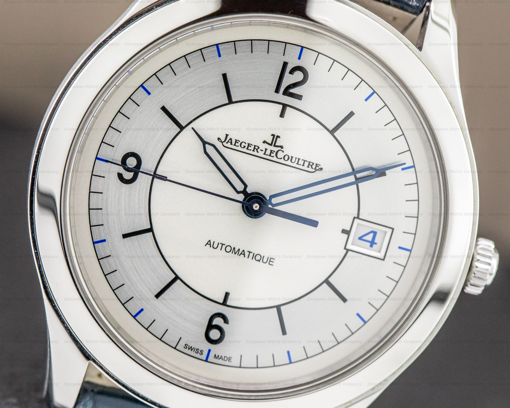 Jaeger LeCoultre Q1548530 Master Control Sector Dial Steel UNWORN