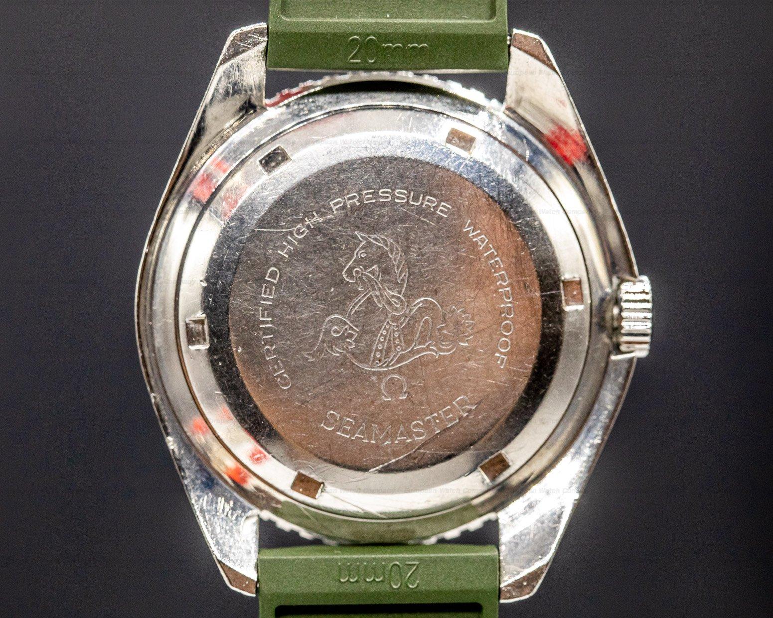 Omega 165.024 Vintage Seamaster 300 c. 1964 NICE