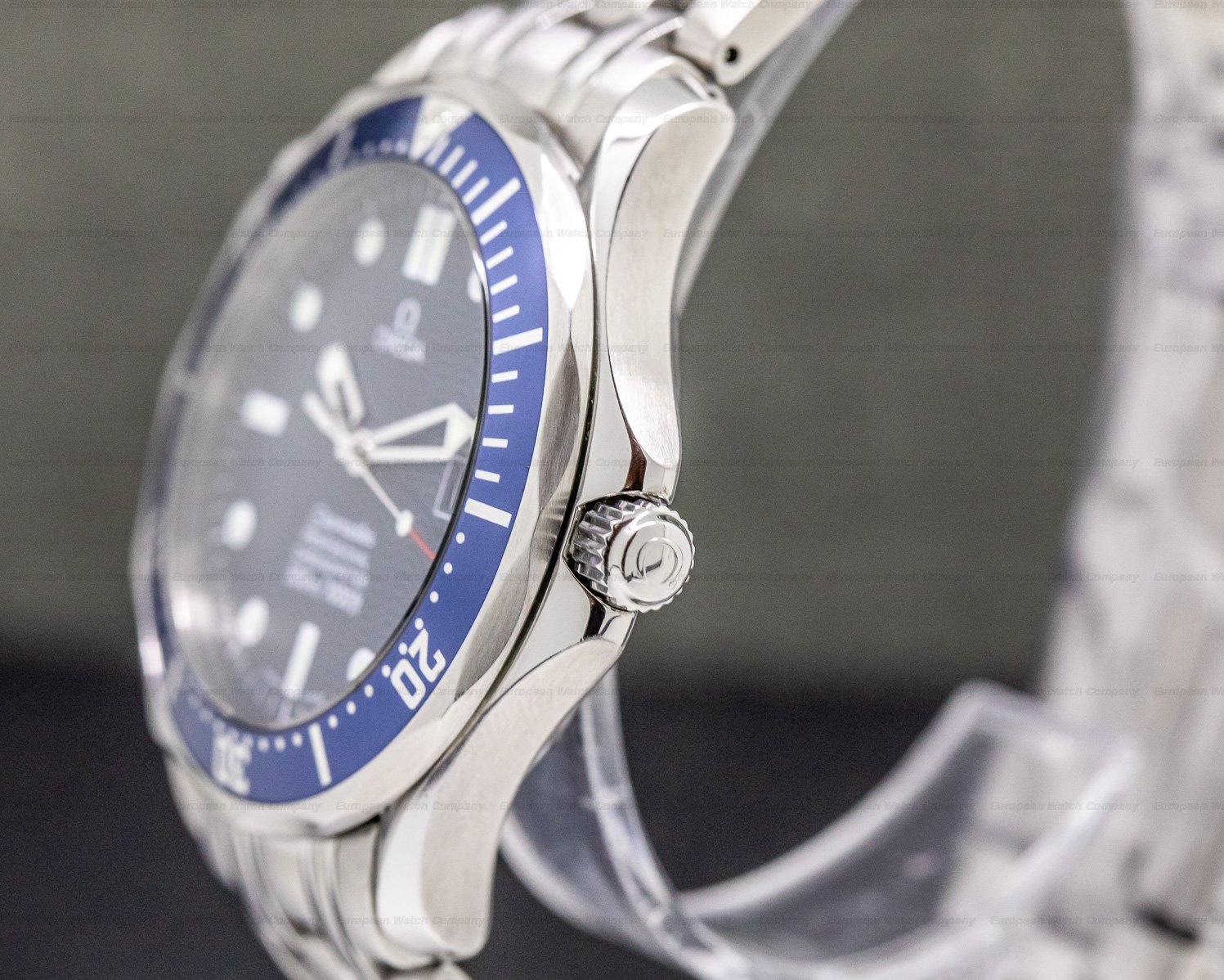 Omega 2531.80.00 Seamaster Professional Blue Dial SS