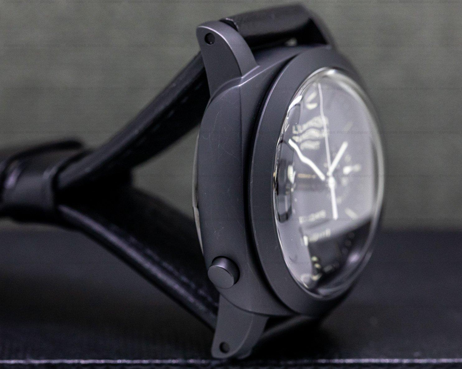 Panerai PAM00317 Luminor 1950 Chrono Monopulsante 8 Days GMT