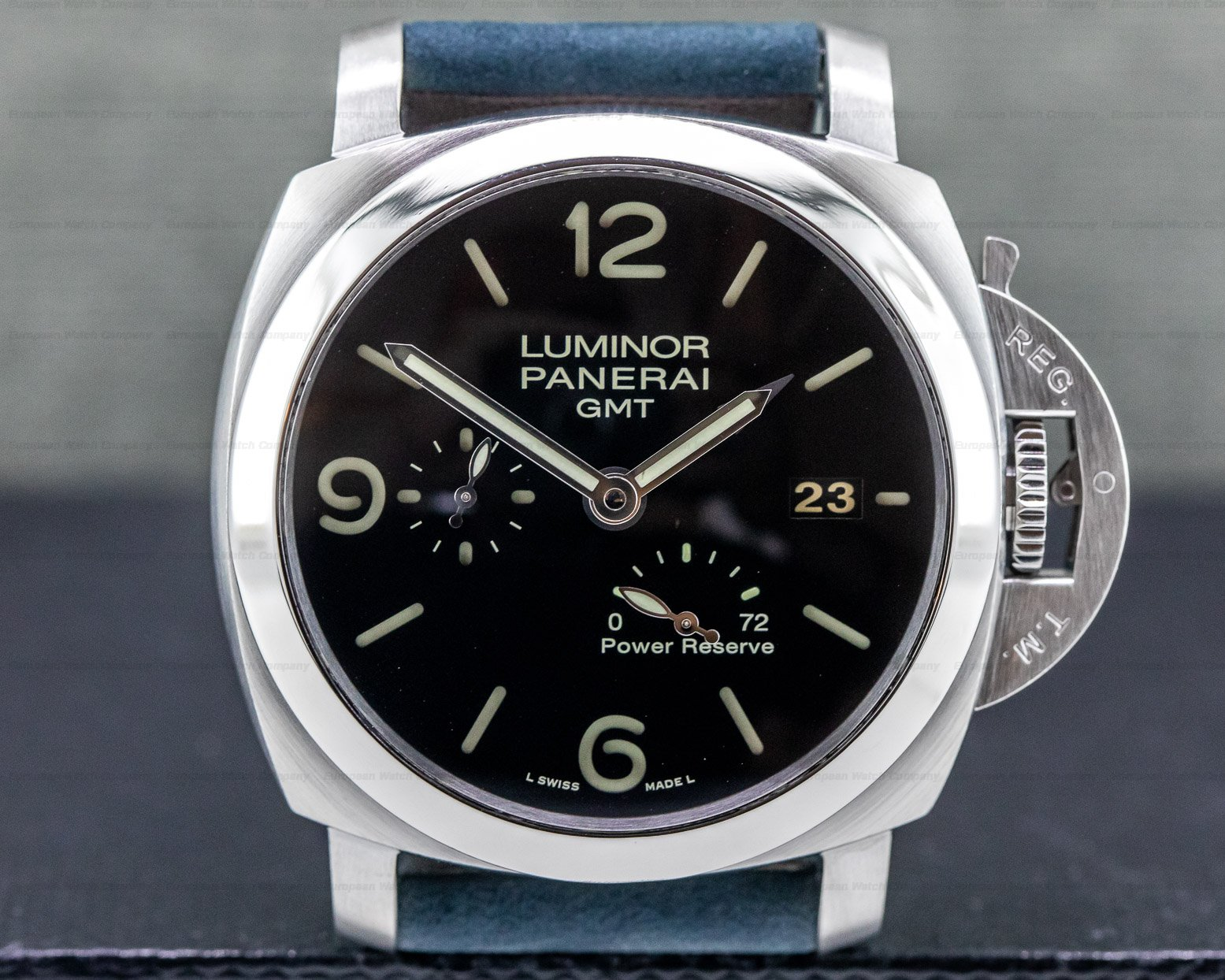 Panerai PAM00321 Luminor 1950 3 Day GMT Power Reserve