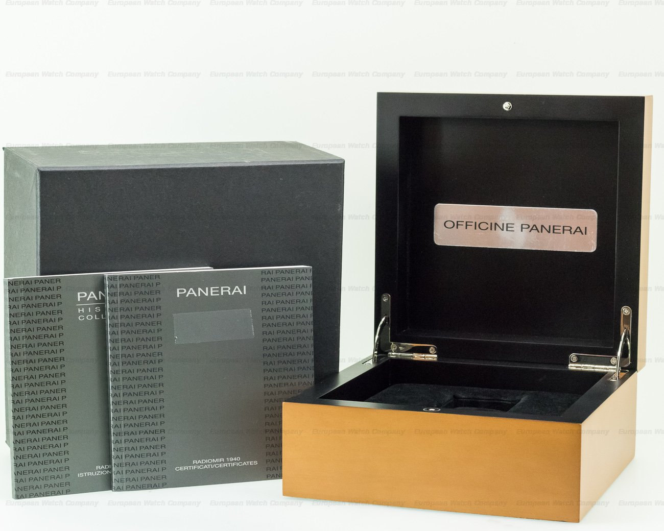 "Panerai PAM00512 Radomir 1940 Manual Wind SS 42MM ""Sandwich Dial"""