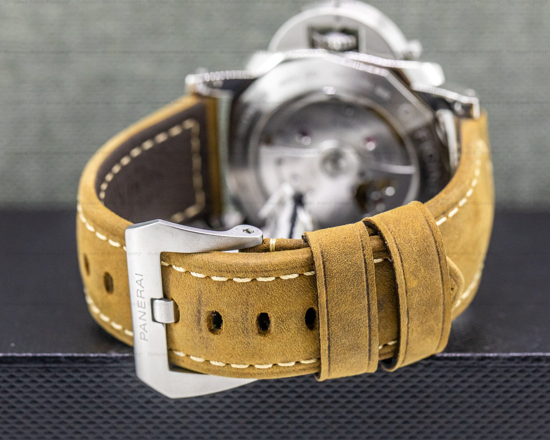 Panerai PAM01499 Luminor Marina 3 Days Automatic SS / Bracelet 42MM