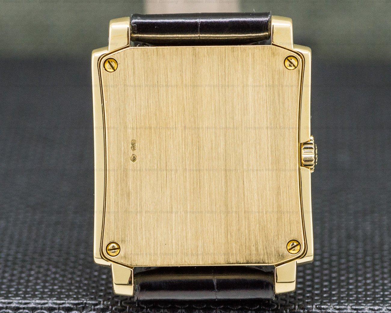 Patek Philippe 5024J-010 Gondolo Silver Dial Arabic Numerals 18K Yellow Gold