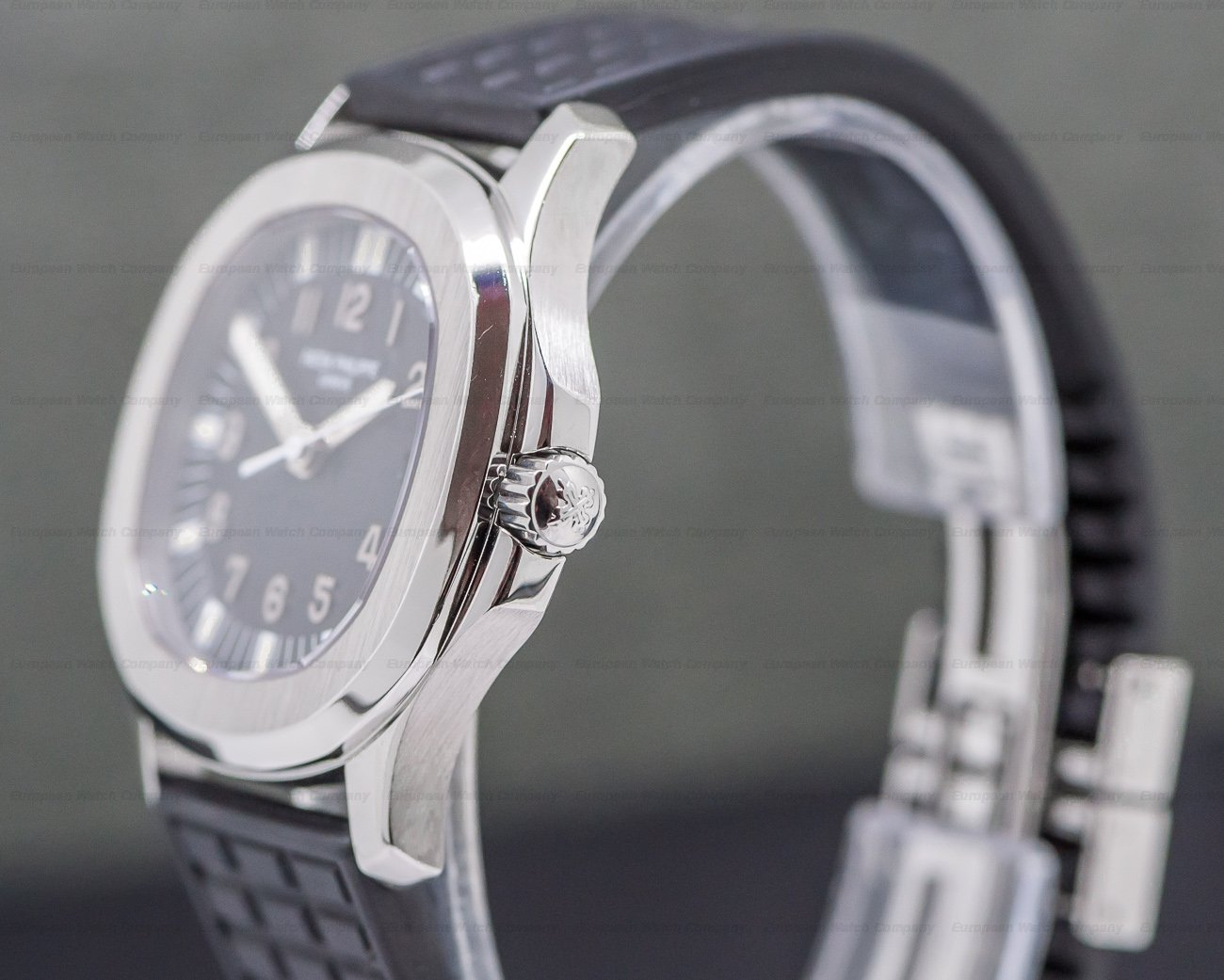 Patek Philippe 5064A Aquanaut Mid-Size Quartz SS / Rubber