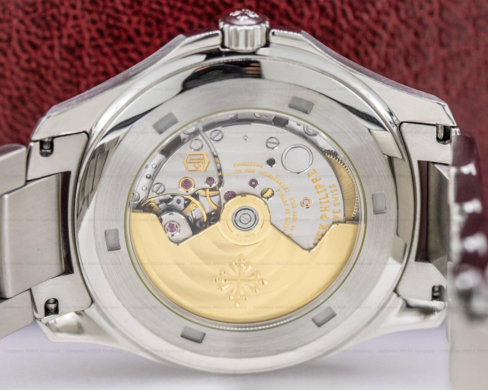 Patek Philippe 5167/1A-001 Aquanaut SS / Bracelet