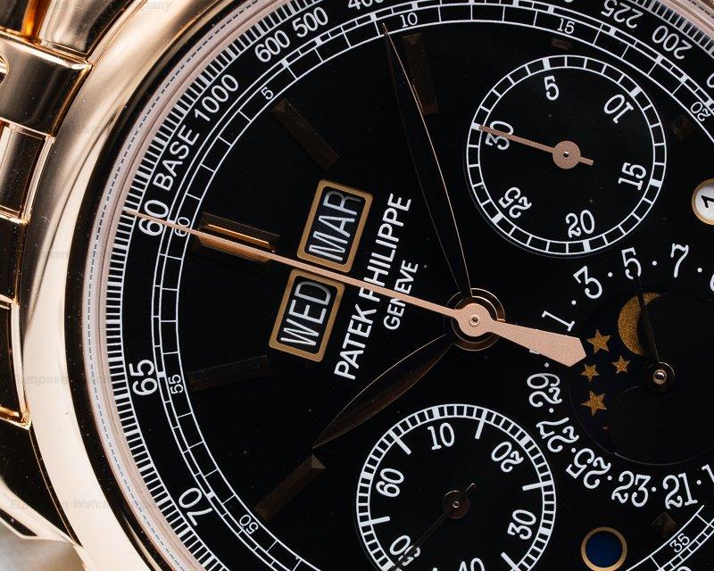Patek Philippe 5270/1R-001 Perpetual Calendar 5270/1r Chronograph Rose Gold / Bracelet UNWORN