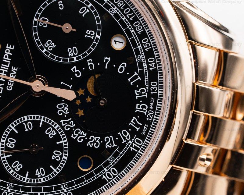 Patek Philippe 5270/1R-001 Perpetual Calendar Chronograph 18K Rose Gold / Bracelet UNWORN