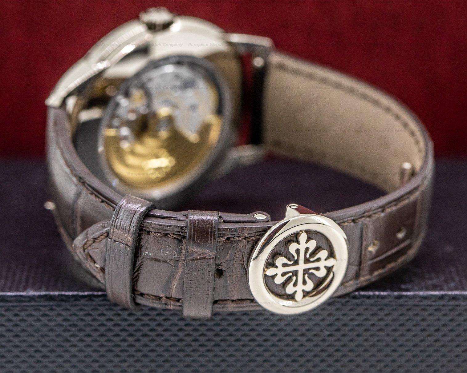 Patek Philippe 5320G-001 Perpetual Calendar Grand Complication 18K White Gold