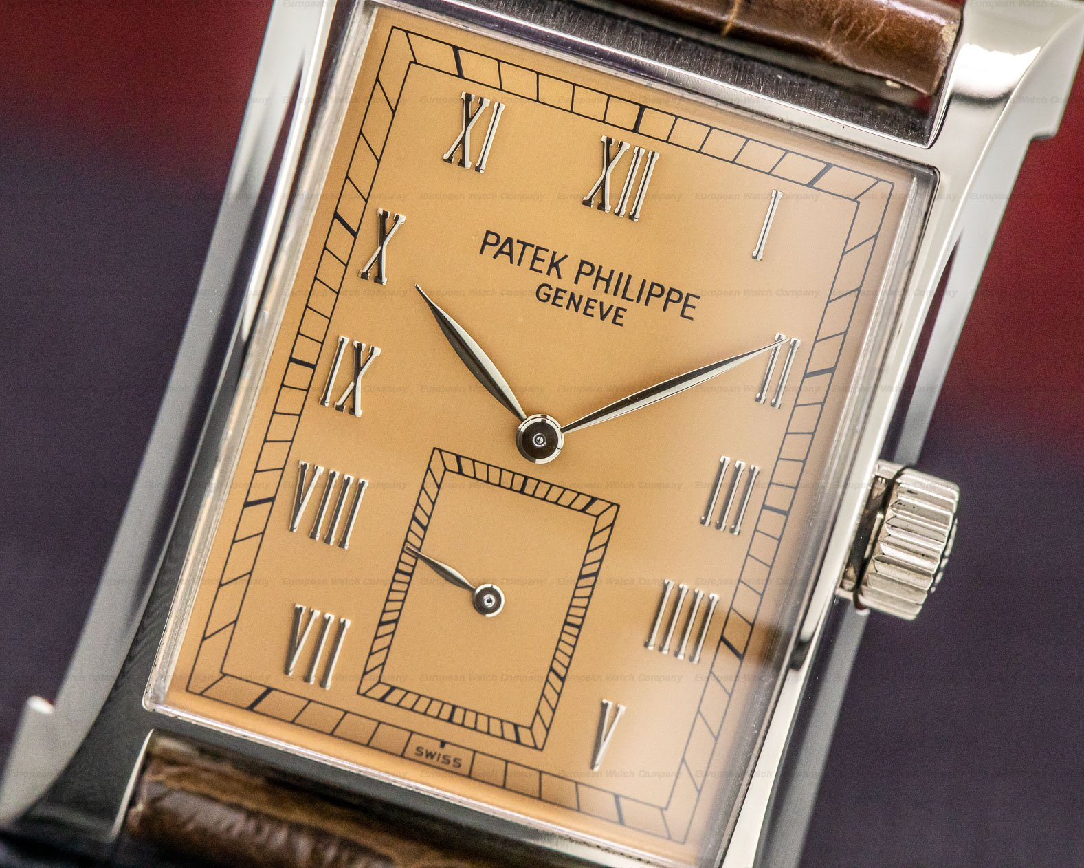 Patek Philippe 5500G Pagoda 18K White Gold Limited FULL SET